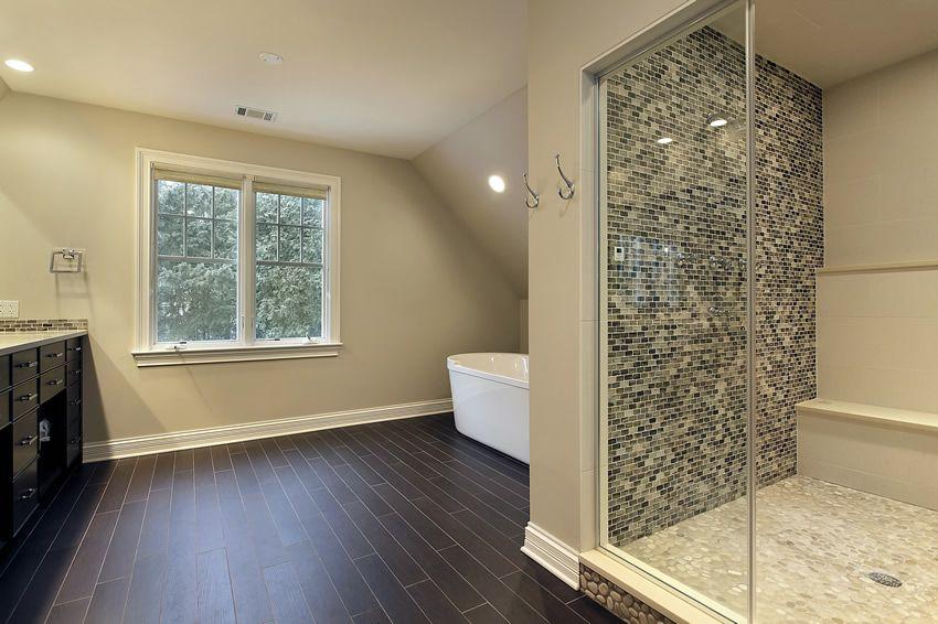 57 Luxury Custom Bathroom Designs & Tile Ideas | Large bathrooms ...