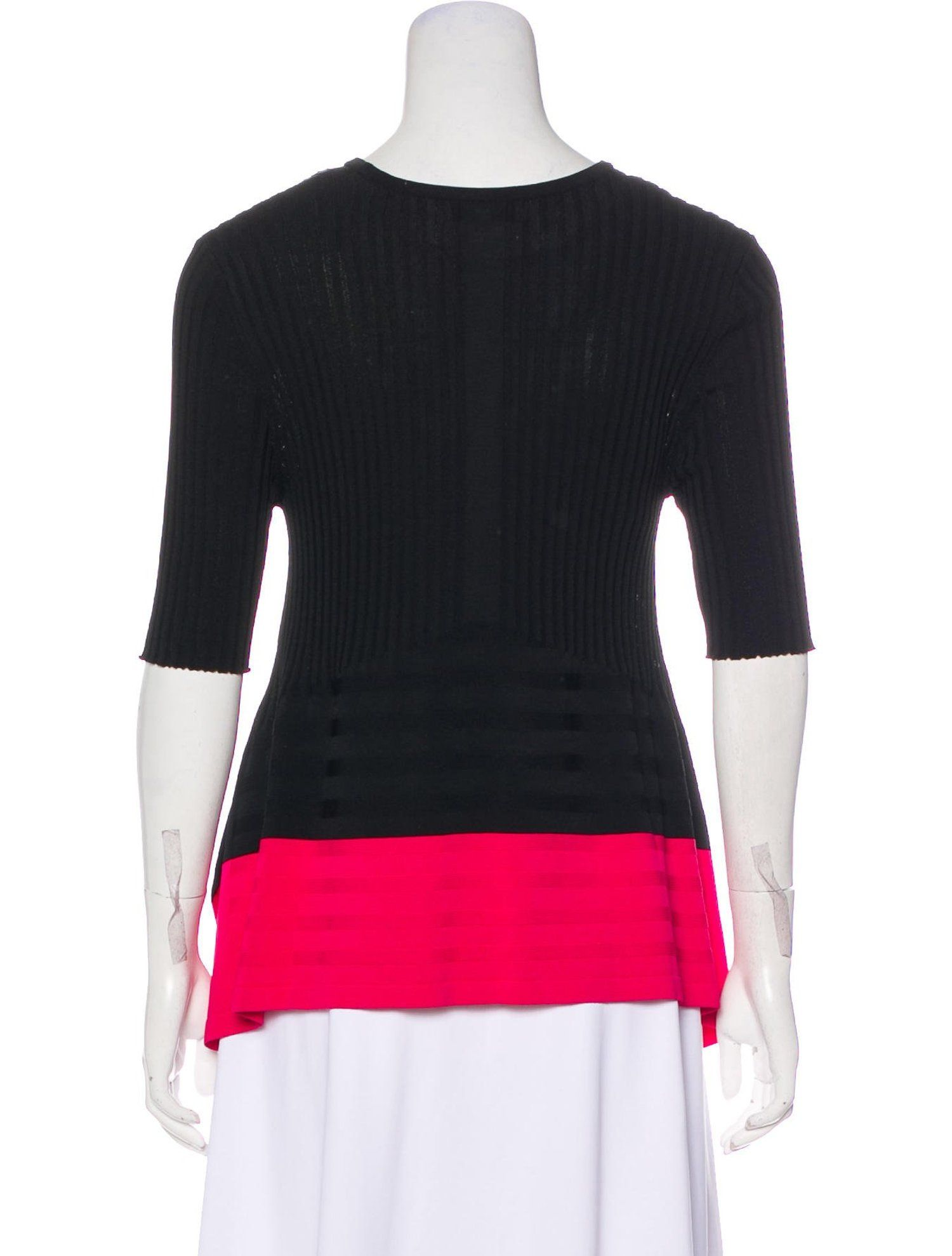 cdc0d2fc95253 Opening Ceremony Colorblock Asymmetrical Top  Ceremony  Opening  Colorblock