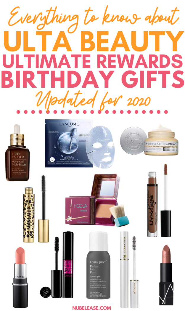 Updates and Changes to the Free Ulta Beauty Birthday Gift