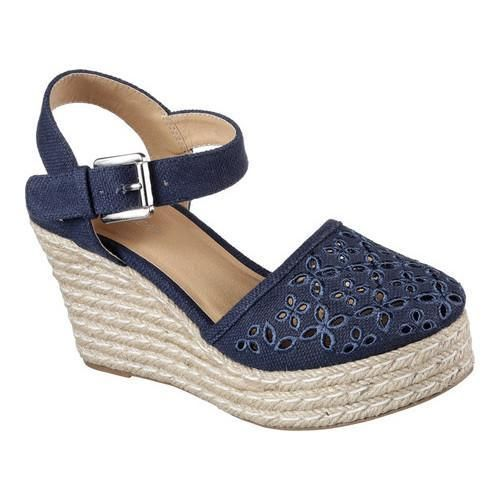1c937b0ca27 Women's Skechers Turtledove Ankle-Strap Espadrille | Products ...