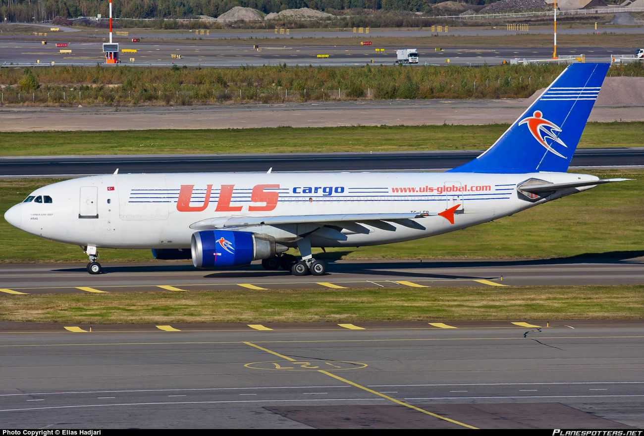 TC-LER ULS Airlines Cargo Airbus A310-308(F)