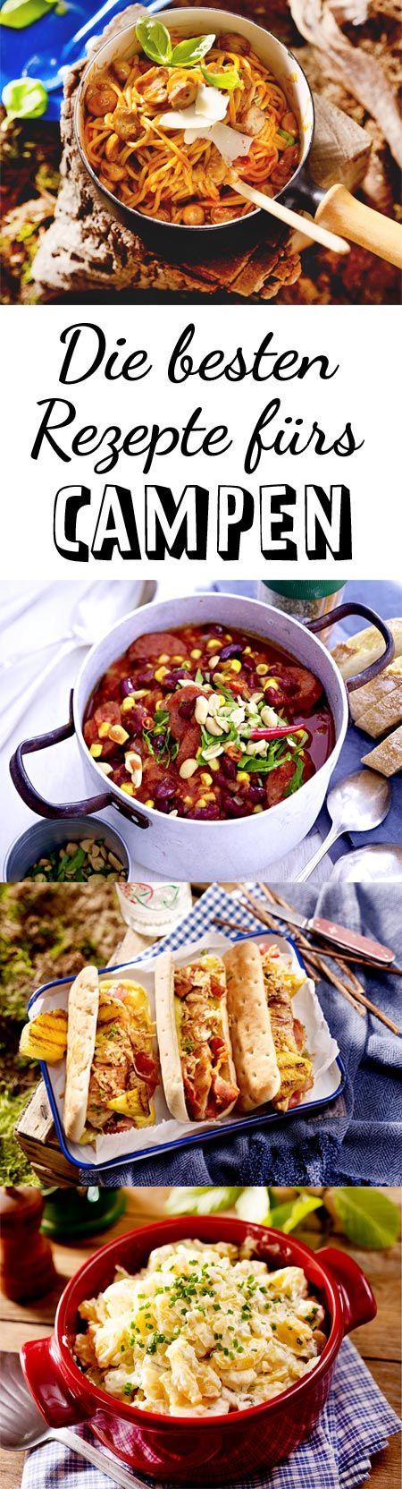 Photo of Campingküche – raffinierte Rezepte für unterwegs| LECKER