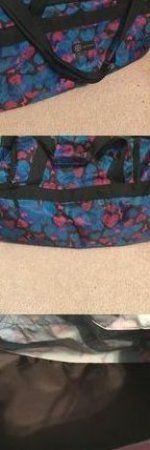 Multi colored carry on bag This is a nice big carry-on bag  used once Daisy Fuen     Multi colored carry on bag This is a nice big carry-on bag  used once Daisy Fuentes Bags Travel Bags    This image has get 0 repins     Author  Saundra McKenzie #Bag #Big #Carry #CarryOn #Colored #Daisy #Fuen #Multi #Nice