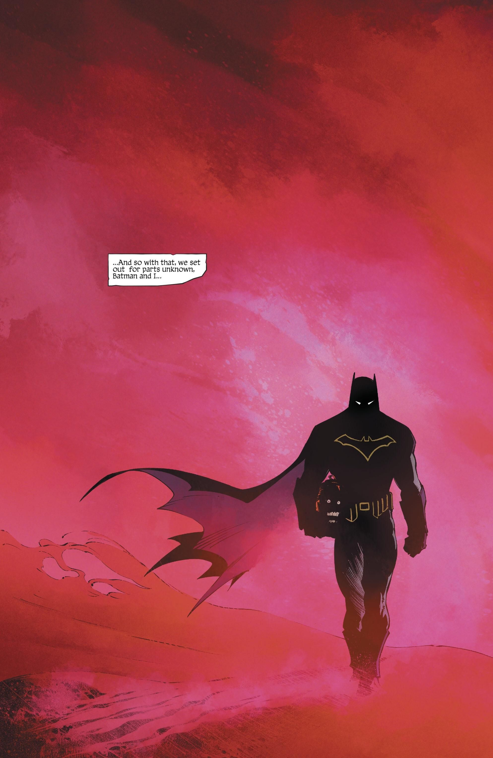 Comic Excerpt The Dark Knight Returns Batman Last Knight On