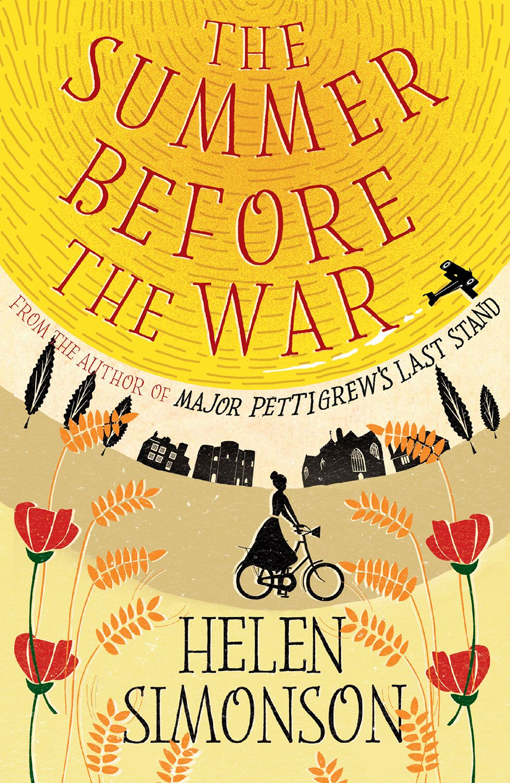 THE SUMMER BEFORE THE WAR is the latest work of brilliance from MAJOR  PETTIGREW'S LAST STAND