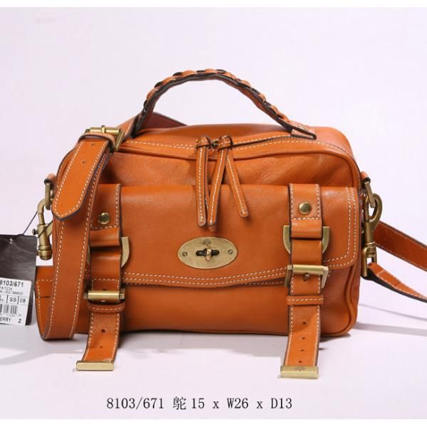 f018bc3e4672 Mulberry Lady Bag OL Cowhide Business Tote Sling Bag 8103 3colors! Only   185.0USD