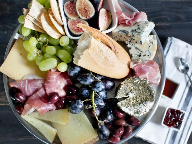 Perfect + Pretty Cheese Tray - Cheese Plate 101: Assemble the Perfect Platter on HGTV