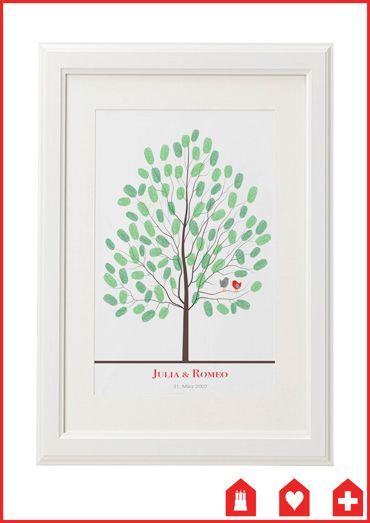 wedding tree - das ganz besondere Gästebuch!