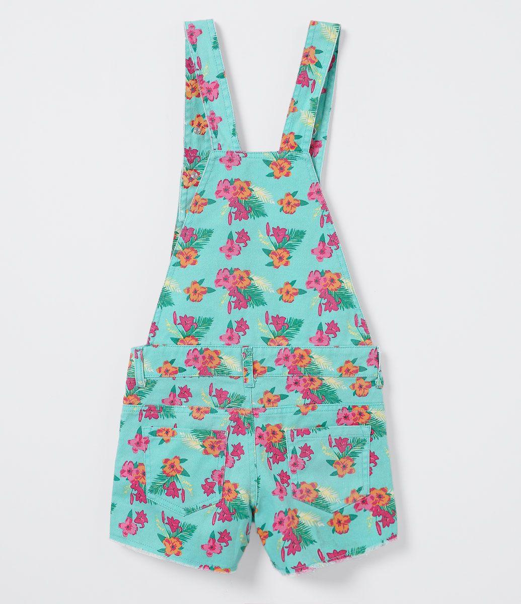 785b7dea87 Jardineira Infantil Estampa Polly - Tam 4 a 12 anos - Lojas Renner ...