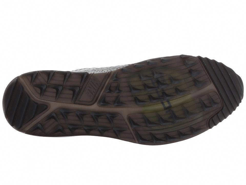 a96430af2be0 Nike Golf Flyknit Racer G Men s Golf Shoes Black White  mensnikegolfshoes