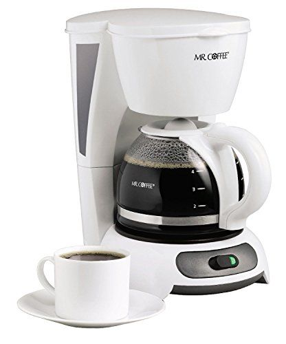 Sunbeam Tf4099500 4cup Coffee Maker 220 Volts Not For Usa Or Canada