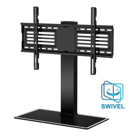 """50/""""-80/""""Consumer Electronics TV Stand With Mount Height Adjustable Media Console"""