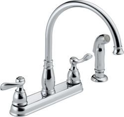 Possible Kitchen Faucet: Menards 21996LF | Decorating the ...