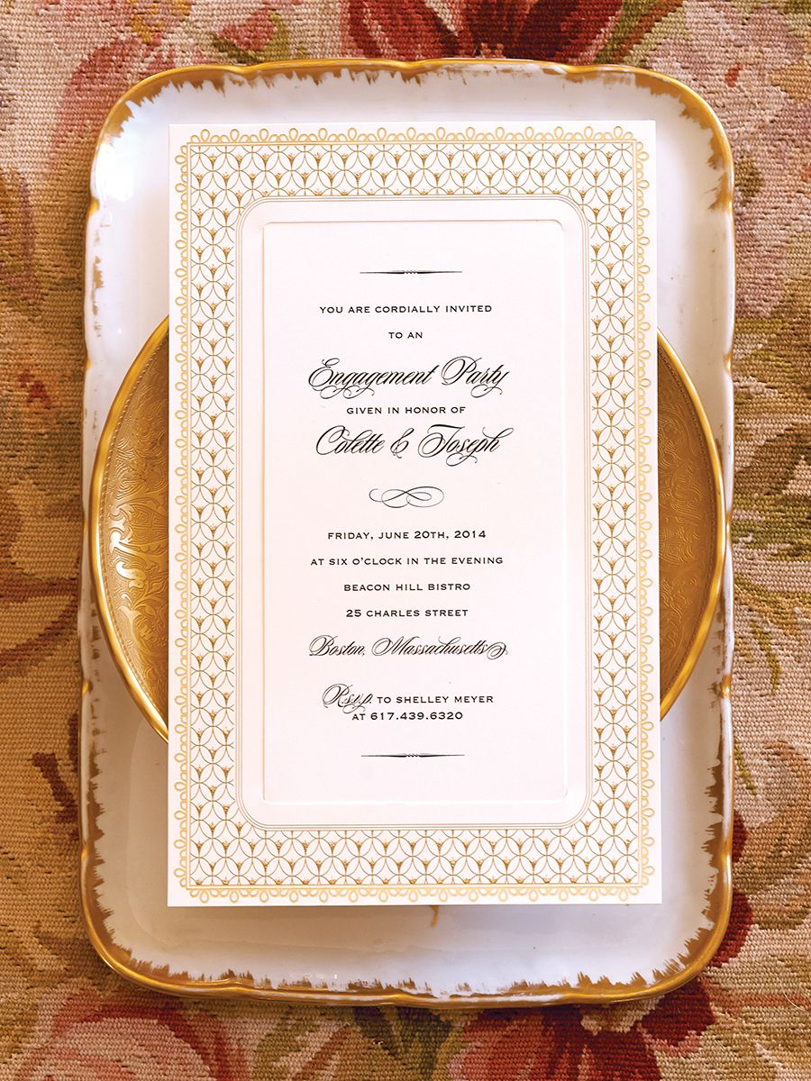 Anna Griffin Wedding Invitations With