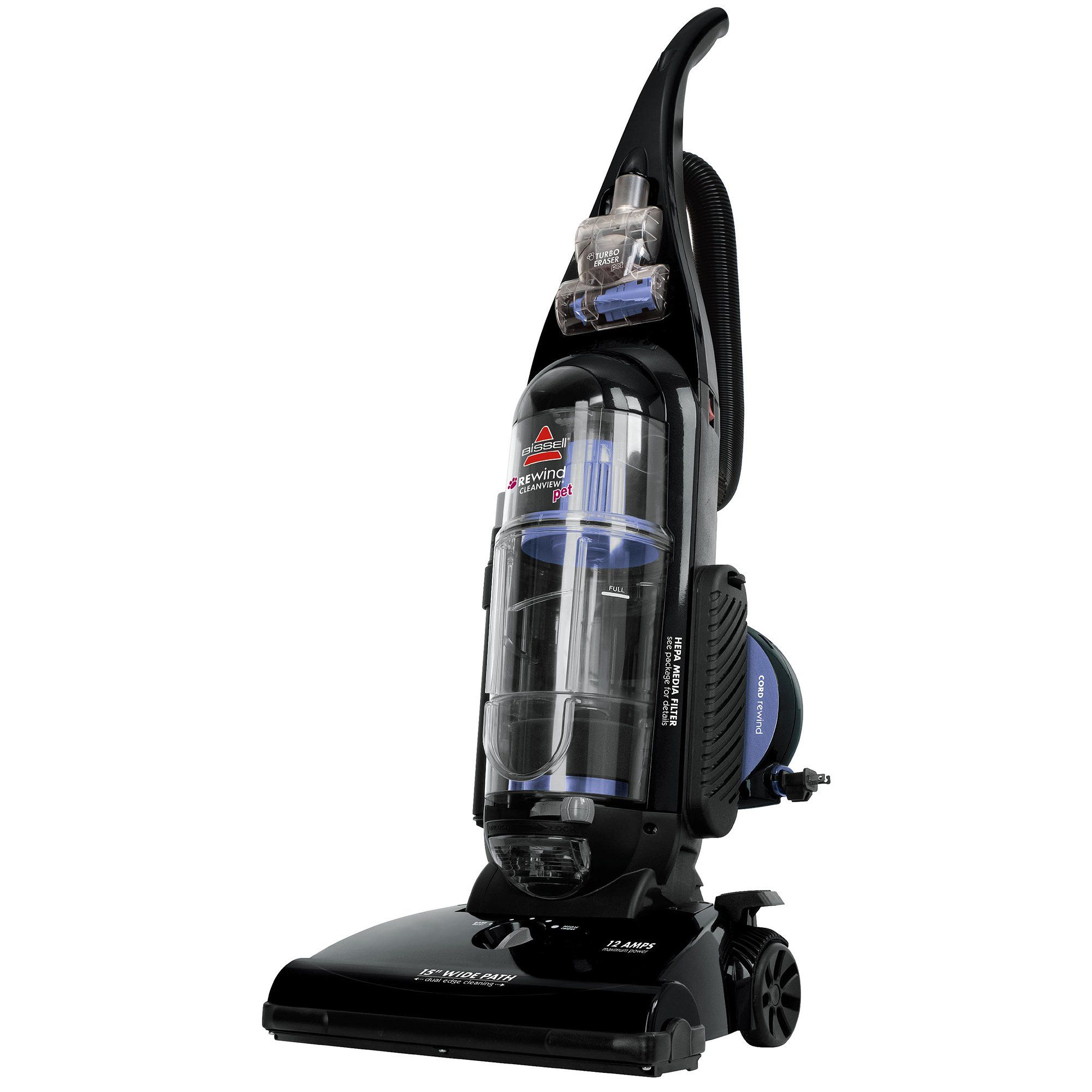 Bissell 58f8r Smartclean Upright Vacuum Certified Refurbished Find Out More About The Great Product A Bagless Vacuum Upright Vacuums Bissell Vacuum Cleaner