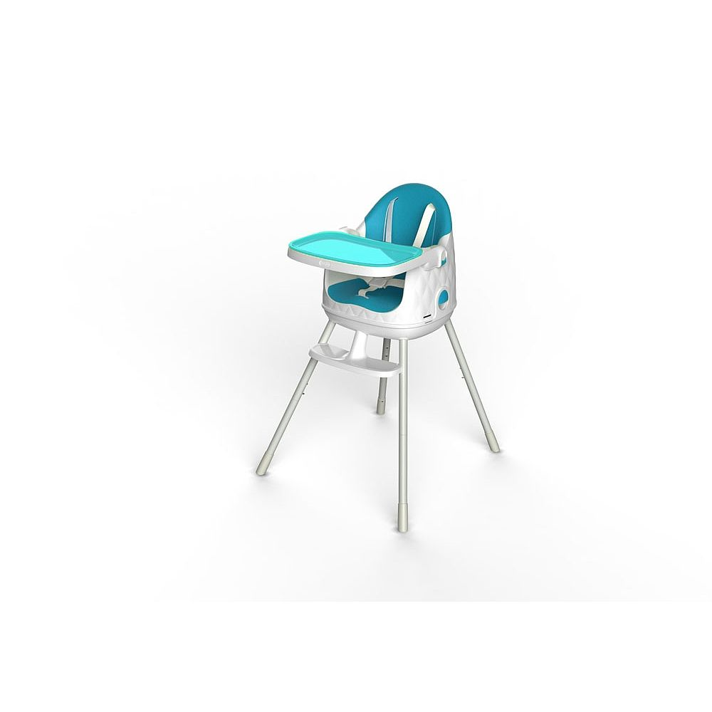 Terrific Keter Multi Dine High Chair Blue Accent Home Products Pabps2019 Chair Design Images Pabps2019Com