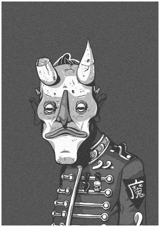 Michal Bogulski's Hussar on Behance