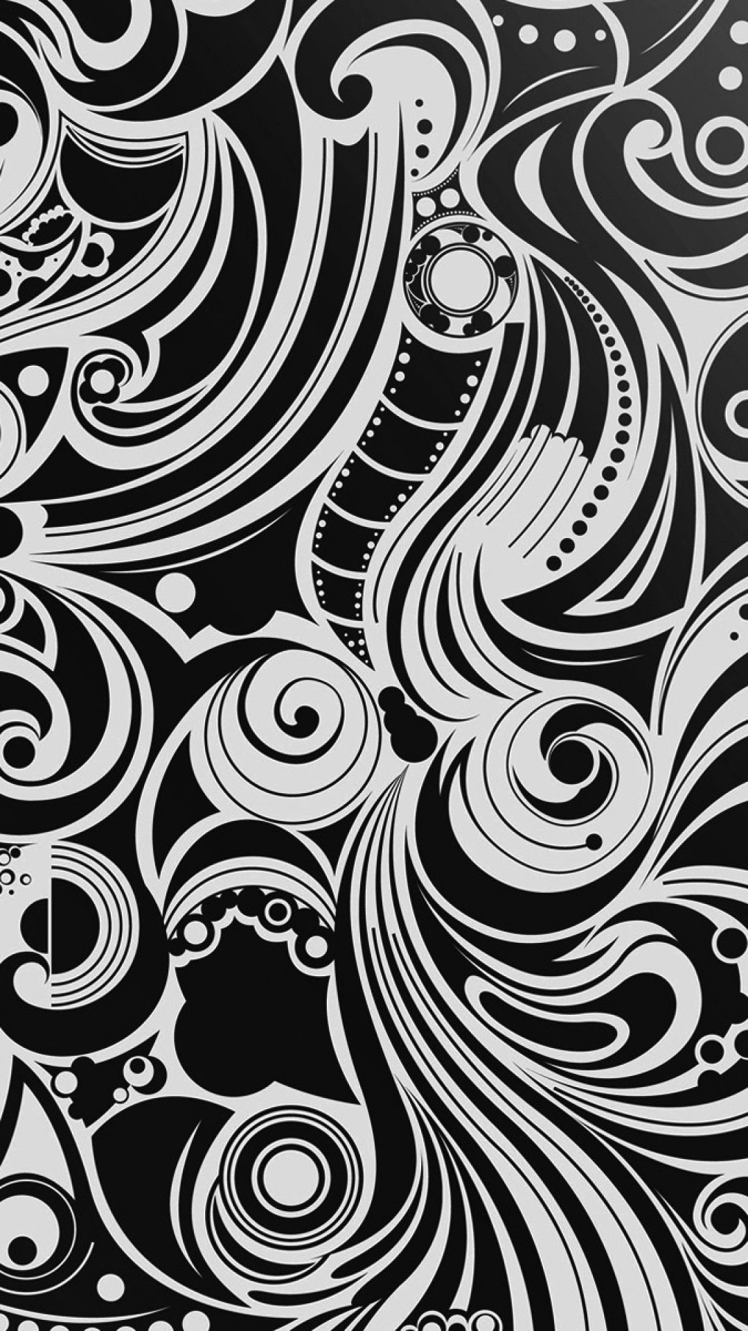 Black And White Wall Paper popular spiral black and white wallpaperbuy cheap spiral black