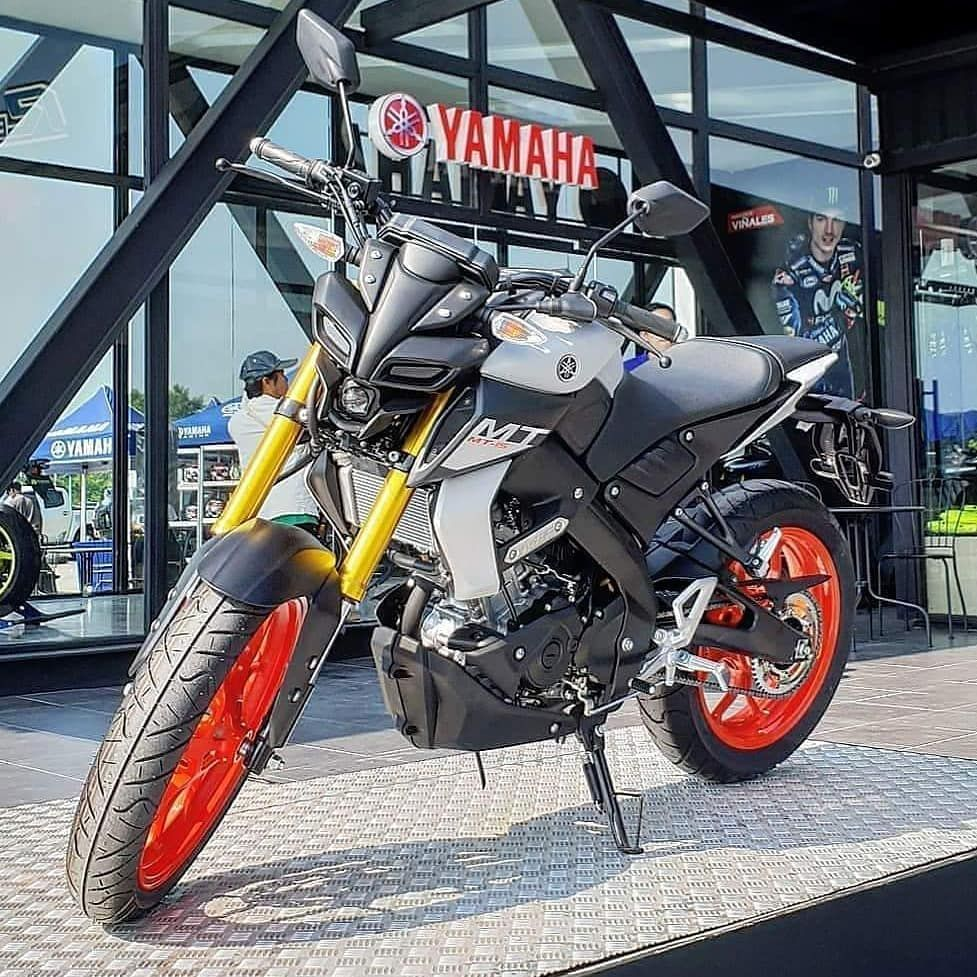 Motoauto Motoauto In Motoauto Yamaha Mt 15 150cc Scrambler