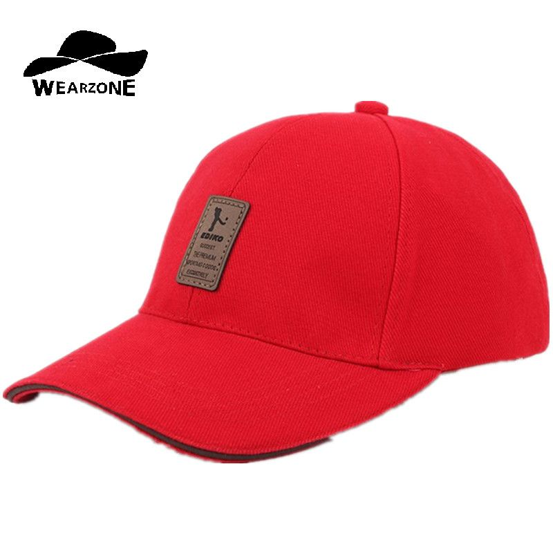 2016 Unisex Brand Fashion Baseball Cap Sports Golf Snapback Outdoor Simple  Solid Cotton Hats For Men And Women 7 Colors - B E S T Online Marketplace -  ... 80729555a383