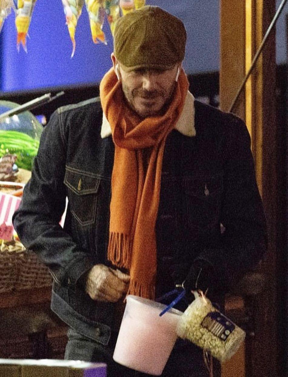 Pin By David Beckham On David Beckham