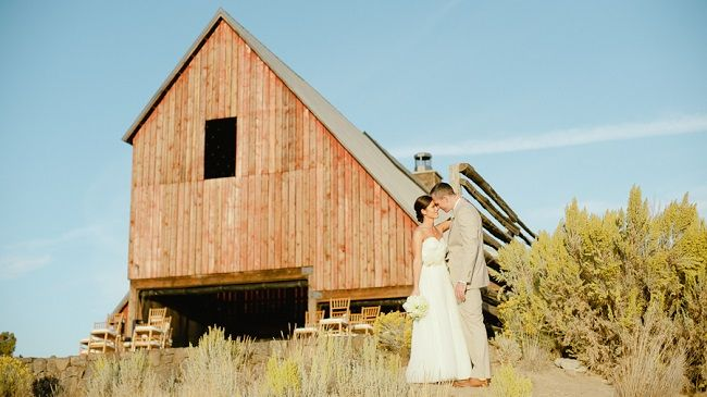 get married in a barn in oregon | Wedding venues oregon ...