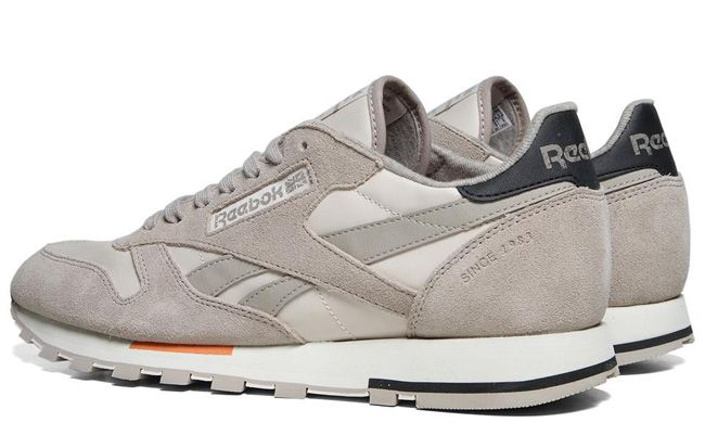 Reebok Classic Leather (With images) | Reebok classic, Retro