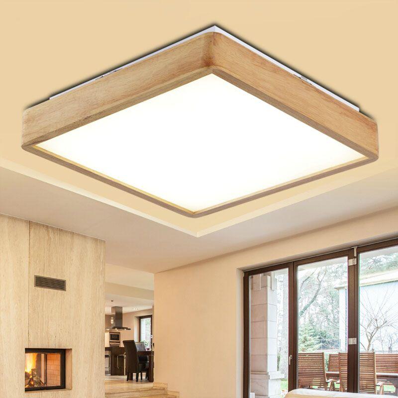New Creative OAK Modern led ceiling lights for living room