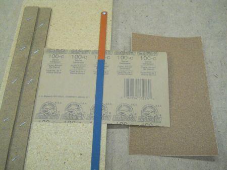 9 Make a Sandpaper Cutter