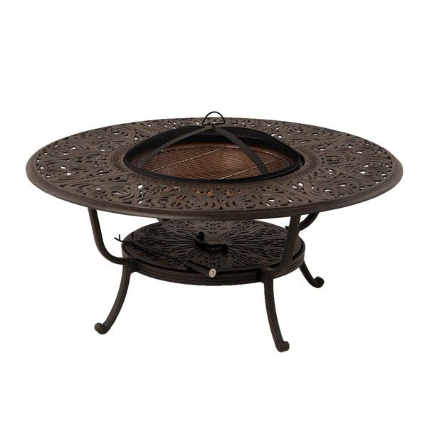 48 Round Tuscany Fire Pit Wood Burning Fire Pits For Sale