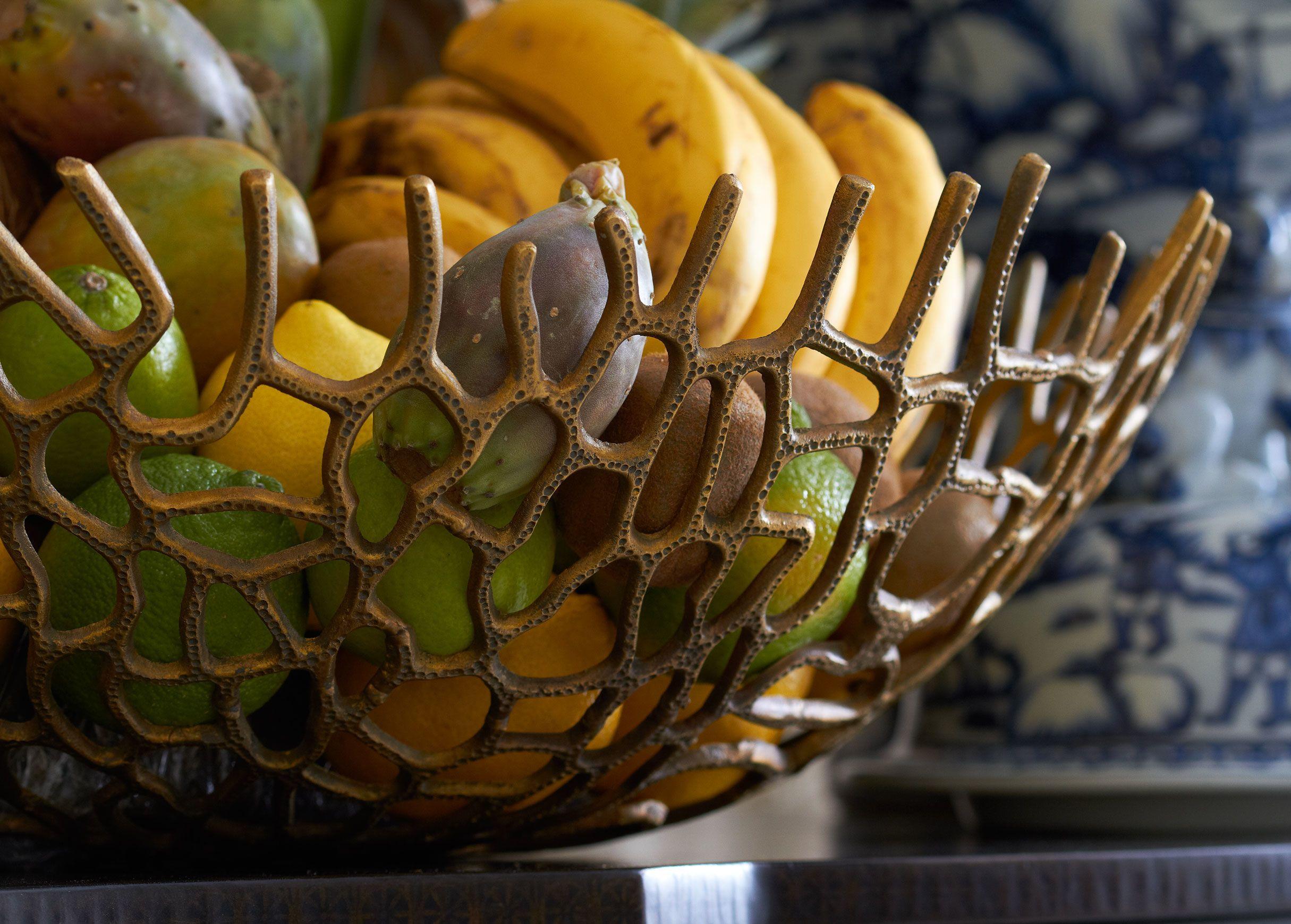 Round Coral Bowl Bowl Coral Decor Coral
