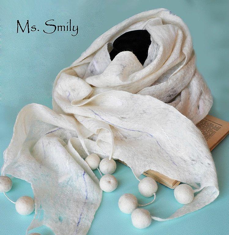 шарфы, платки (1) – 500 photos   VK