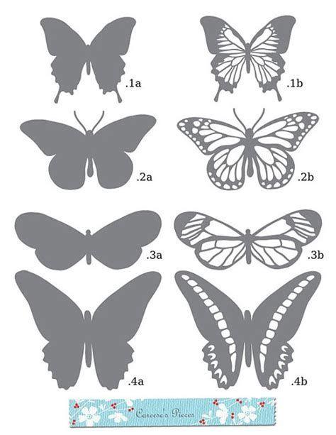 Cricut Butterfly Svg : cricut, butterfly, Image, Result, Butterfly, Files, Cricut, Butterflies, Template,, Paper, Crafts