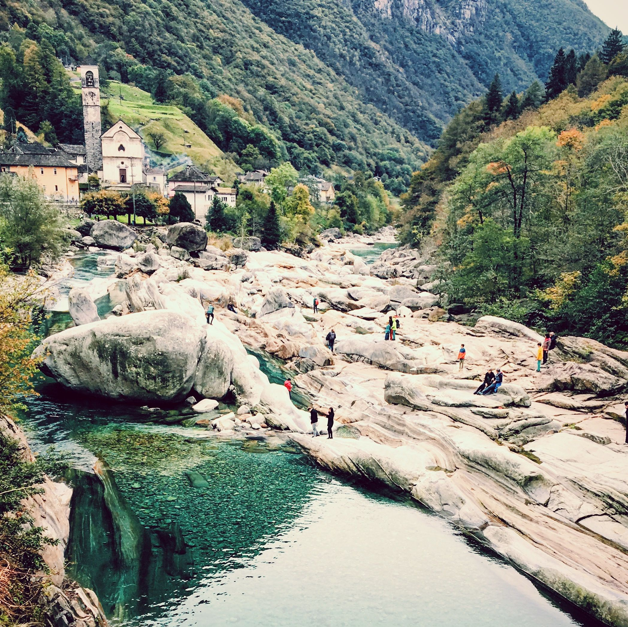 Magical Places To Stay In Europe: The Verzasca Valley Is One Of The Most Magical Places In