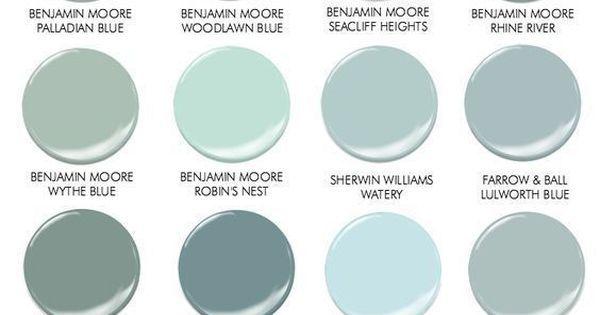 Image Result For Rhine River Vs Wythe Blue Benjamin Moore Benjamin Moore Beach Glass Favorite Paint Colors Blue Paint Colors