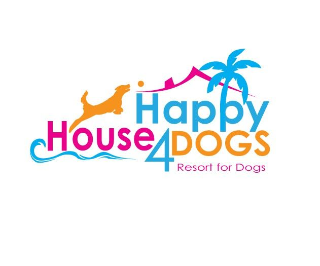 Create a logo and business card for happyhouse4dogs located in boca create a logo and business card for happyhouse4dogs located in boca raton florida usa by amanda lynne reheart Choice Image