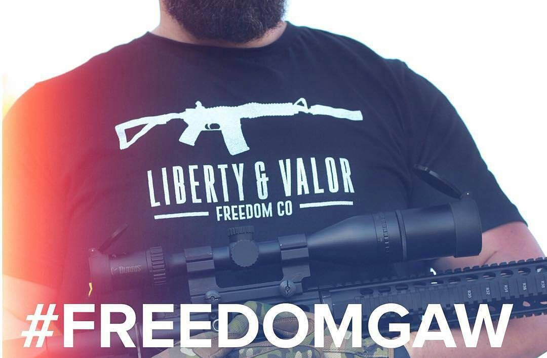 Regrann From Liberty Valor You Could Be Rocking This Shirt Plus A Whole Bunch Of Other Great Gear If You Enter Or Get Over It Logo Shirts Come And Take It