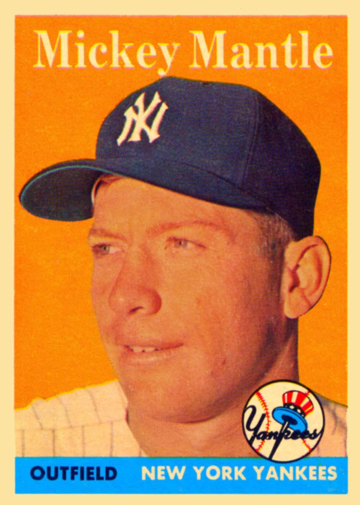 1958 topps baseball cards baseball card values mickey