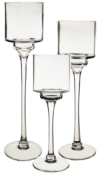 stemmed cylinder vases   Petals and Promises LLC   Pinterest ...