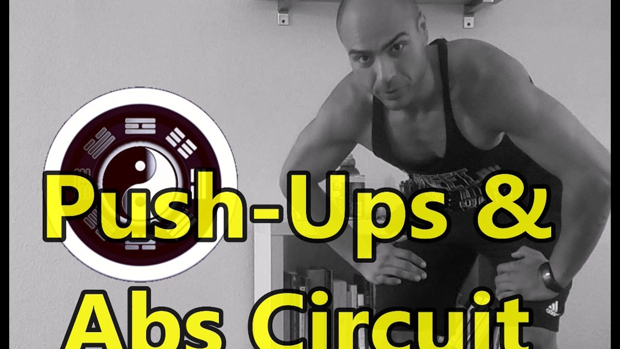 5DollarGym Chest and Abs Circuit Build Lean Muscle