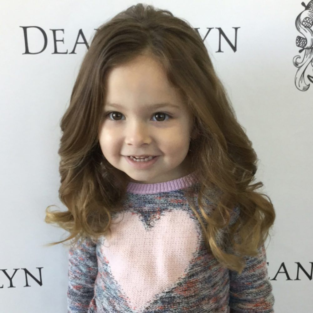 10 Cutest Hairstyles for Little Girls  Little girl hairstyles