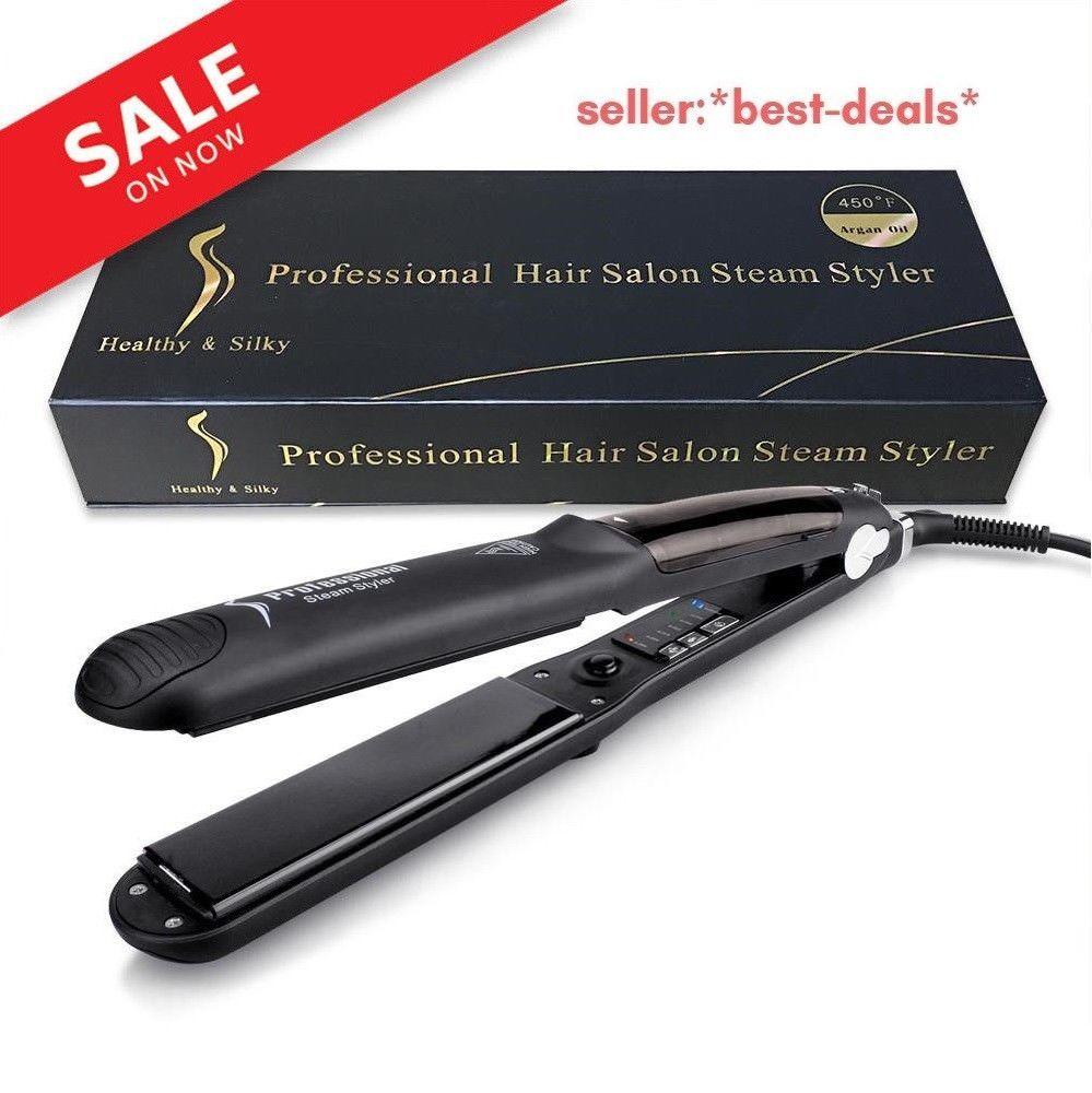 Salon Professional Steam Hair Straightener Steam Hair Straightener Professional Hair Salon Professional Hair Straightener