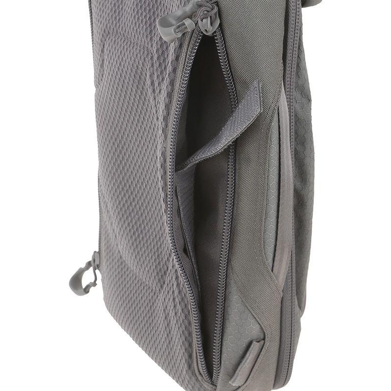 Maxpedition AGR Mini Military Organizer Hex Ripstop Pouch Rigid Army Pocket Tan