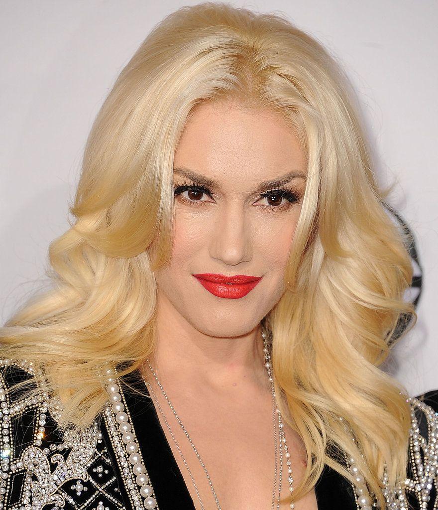Gwen Stefani Real Hair Color Topsimages