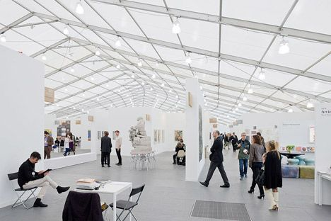 Frieze Art Fair NYC by SO-IL & Frieze Art Fair NYC by SO-IL | FRIEZE ART FAIR [NEW YORK ...