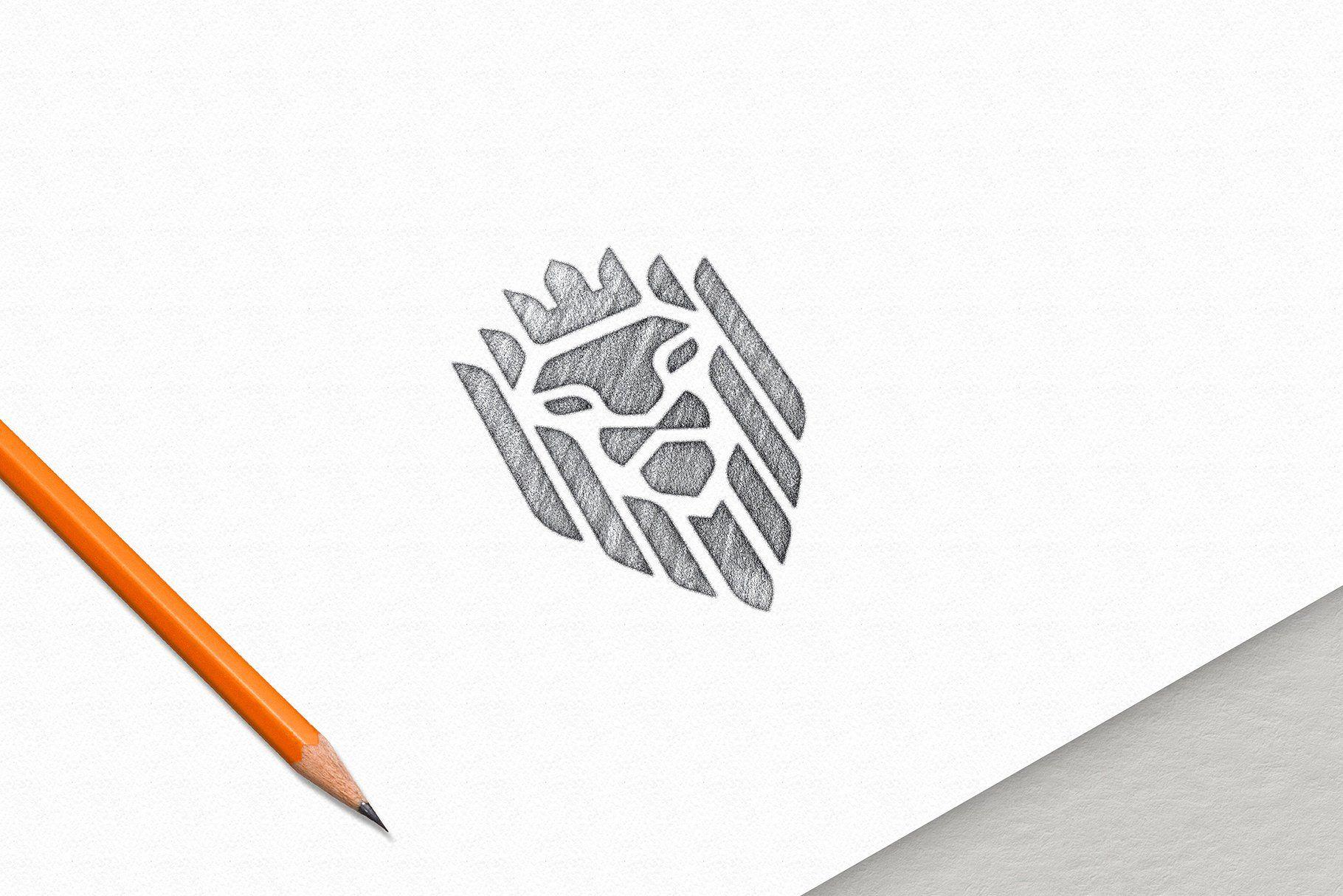 Download Sketch Effect Logo Mockup Logo Mockup Logo Mockups Psd Free Logo Mockup