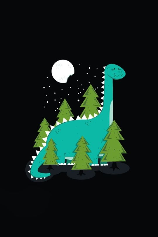 I wish this dinosaur was as smiley as the one in Big