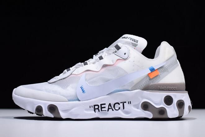 nike react element 87 white