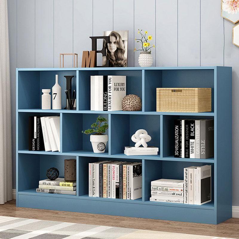 Simple Floor Bookcase