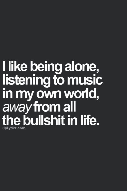 Amen.... At least getting lost in music and lyrics, helps you not have to deal with the BS dished out #howtosing